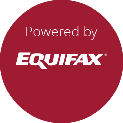 Powered by Equifax data and scores